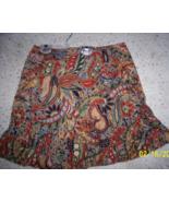 Women's Bentley Arbuckle Floral Skirt Size 8 - $1.20