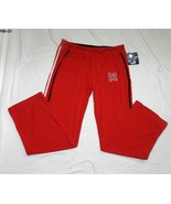 Womens Size Large Nebraska Warm-up Lounge Pants NWT - $15.99
