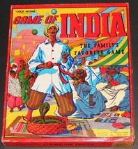 1938 Gold Medal Game of India - $58.50