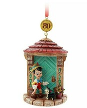 Pinocchio - 80th Anniversary Legacy 9/12 -  Disney Sketchbook Ornament 2020 - $29.69