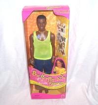 Barbie BUTTERFLY ART STEVEN AA Doll NEW! 1998 - $17.96