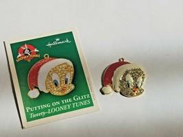 Hallmark Keepsake Miniature Ornament - Putting on the Glitz -Looney Tune... - $5.30