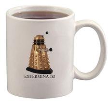 Doctor Who Dalek Exterminate Mug/Cup - $14.60