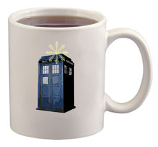 Doctor Who Tardis Mug/Cup - $14.60
