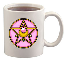 Sailor Moon Brooch Compact Mug/Cup - $14.60