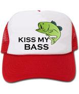 Kiss My Bass Hat/Cap - $14.40