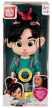 Wreck It Ralph 2 Disney's Ralph Breaks The Internet Talking Vanellope Toy - $38.52