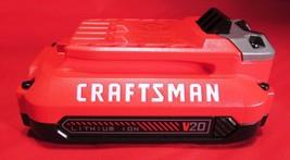 CRAFTSMAN CMCB201 V20 20 VOLT LITHIUM ION LI-ION BATTERY 1.3AH 26WH 20V ... - $44.95