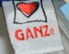 GANZ Brand Lil Webkinz Collection HS526 PolkaDot Blue And Gold Triggerfish Plush image 2