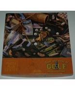Good Old Days of Golf 500 Piece Puzzle Complete - $9.50