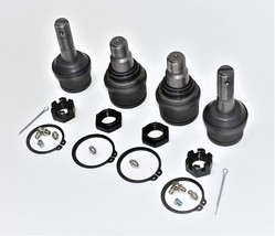 A-Team Performance Super Greasable Duty 2 x K8607T Lower Ball Joints and 2 x K80 image 4