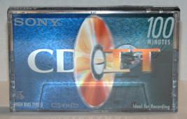 SONY - CD IT 100 Minutes HIGH BIAS TYPE II - $10.54 CAD