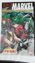 """""""Son of Marvel"""" Reading Chronology 2009 - Free Comic Book Day Edition NM - $2.00"""