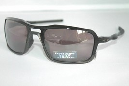 Oakley Triggerman Polarized Sunglasses OO9266-06 Polished Black W/ Prizm Daily - $120.59