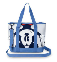 Disney Store Mickey Mouse Summer Fun Large Insulated Cooler Bag Beach To... - $23.55