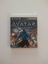Avatar: The Game  (Playstation 3, 2009) pre owned  - $4.13