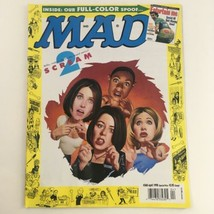 Mad Magazine April 1998 No. 368 Scream 2 Very Fine VF 8.0 - $9.45