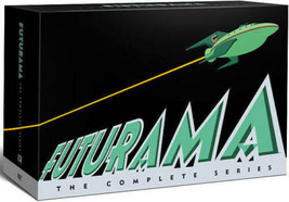 Futurama: The Complete Series DVD 2013 Brand New Sealed - $196.50