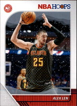 2019-20 Panini Hoops Winter Purple #200 Alex Len Hawks - $4.49