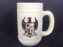 RARE VINTAGE Cerveceria Moctezuma Dos Equis Tecate Mexican Beer Mug Stein! - $24.75