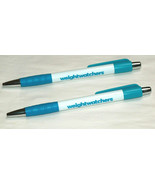 Two (2) Lot weightwatchers Weight Watchers Blue Ink Writing Pens - $9.39