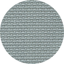 Twilight Blue / Smokey Pearl 14ct Aida 36x25 cross stitch fabric Wichelt  - $15.00
