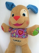 Fisher Price Laugh & Learn Love to Play Puppy - $7.69