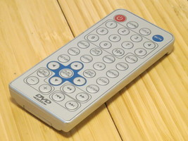 Coby JX-2001D Portable DVD Video Player Control Remote - $9.49