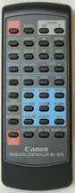 OEM Genuine Canon Wireless Controller WL-D79 Video Camera Remote Control UNUSED! - $9.89