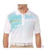 PGA TOUR Pro Series Motion Print Polo Shirt Size S New Msrp $60.00 - $19.99