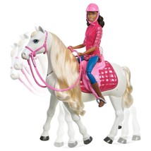 Barbie DreamHorse and Nikki Doll Black Hair Interactive Barbie - $106.47