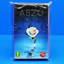 ABZU Steelbook Version + Art Card + Sticker (Nintendo Switch) Super Rare... - $139.99