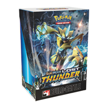 Pokemon Lost Thunder Prerelease Kit Build and Battle Box Sun & Moon TCG Cards - $23.99