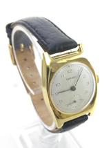 WW2 Vintage & Retro 14K Gold Swiss Tiffany and Co 15J Uhr Wrist Watch 1945 - $1,495.00
