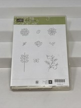 Stampin' Up! Sale-A-Bration Sweet Summer - 9 Piece Stamp Set Scrapbookin... - $11.87