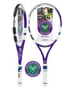 Babolat 2021 Boost 105 Wimbledon Tennis Racket Purple 105sq / 260g / 16x19 - $169.99