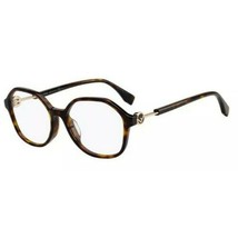 NEW FENDI Eyeglasses Size 53mm 145mm 17mm New With Case - $95.98