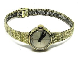 Vtg 17 Jewel JUBILEE by Longines - Wittnauer 10K Gold Filled Wrist Watch USA - $44.55