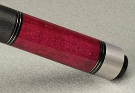 Star McDermott S75 Maple Claret Red Stain Points Pool/Billiard Cue Stick - $160.00