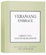 VERA WANG EMBRACE - GREEN TEA AND PEAR BLOSSOM EAU DE TOILETTE SPRAY - $14.95