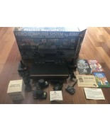 VINTAGE 1980 VIDEO COMPUTER SYSTEM IN ORIGINAL BOX MADE BY ATARI/untested - $98.01