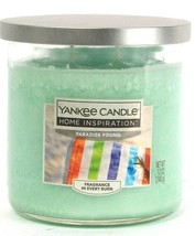 1 Ct Yankee Candle 12 Oz Home Inspiration Paradise Found Double Wick Candle - $18.99