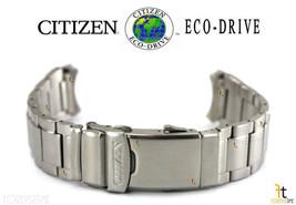 Citizen Eco-Drive & Original S100623 20mm Edelstahl Uhrenarmband - $197.94
