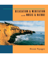 Relaxation & Meditation w/ Music & Nature: Ocean Voyages by David Miles ... - $5.69