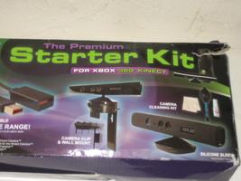 The PREMIUM Starter Kit For XBOX 360' Kinect ( Open Box) - $15.00