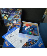 Disney Trivial Pursuit Board Game-Complete - $25.00