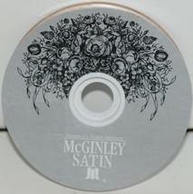 McGinley Satin 100666 White Acetate Ribbon 100 yd  Pkg 1 Spool image 1