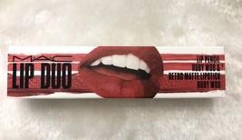 MAC LIP DUO LIP PENCIL RUBY WOO & RETRO MATTE LIPSTICK RUBY WOO - BNIB - $39.92
