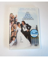 My Big Fat Greek Wedding DVD Movie Video -  Brand New - Factory Sealed - $6.99