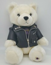Herrington's Teddy Bear Club Hard Rock Cafe Orlando 2001 limited edition... - $39.59